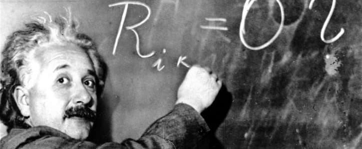 Einstein Llegó A La Conclusión Correcta… ¡Ajústate!