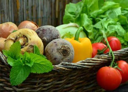 """¡Los alimentos orgánicos están """"desenchufados""""!"""