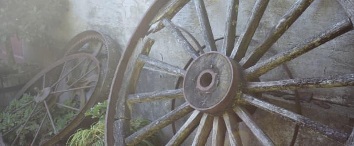 """Sanar con una """"rueda"""" de repuesto…"""