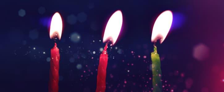 Sopla la vela tú solo